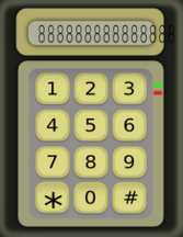 Simple calculator without function buttons