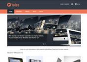 Website Template Vector - Yolee Lite - Flat and Lightweight WooCommerce Theme