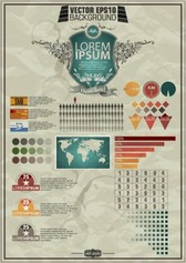 Infographic Graphical Data Statement