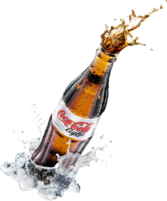 Coca Cola Open Splash PSD