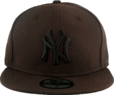 Brown on Brown NY Hat PSD