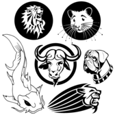 Animals Free Vector Illustrator Graphics