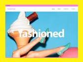 Fashioned Website