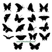 BUTTERFLY SILHOUETTES.ai