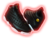 Air Jordan Retro 13 - Playoffs Glowing PSD