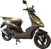 Moped PSD