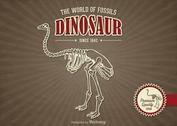 Free Vector Dinosaur Retro Design