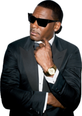 R. Kelly 3 PSD