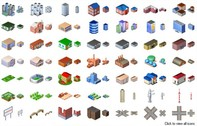 9 Free Standard City Facility Icons pack