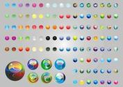 Glossy Marbles
