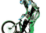 Tyler Brown BMX Vector Art