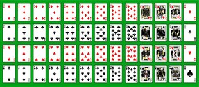 Vector Playing Card Deck