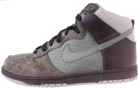 High Top Nike Dunks PSD