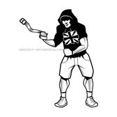 STREET THUG VECTOR GRAPHICS.eps