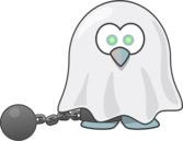 Ghost of a Penguin