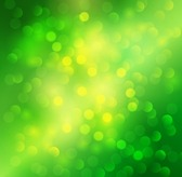 Green Bokeh Abstract hellen Hintergrund