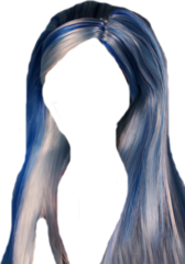 Ghoulia Wig PSD