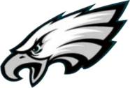 Philadelphia Eagles logo PSD