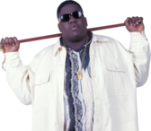 The Notorious BIG (B.I.G.) Biggie Smalls - Christopher Wallace PSD