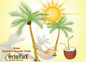 Summer Bundle Free Vector Samples