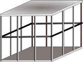 Metal Cage