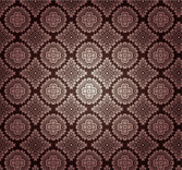 Maroon retro pattern background