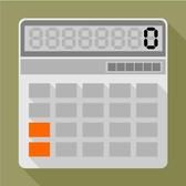 CALCULATOR ICON VECTOR.eps