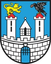 Lion Eagle Castle Czestochowa Coat Of Arms