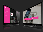 tv app psd set