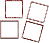 Bloody Photo Frames PSD