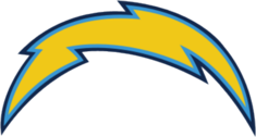 San Diego Chargers logo PSD