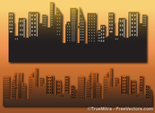 Skyline Shapes Set