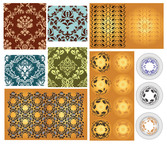 Variety Of Classical Pattern