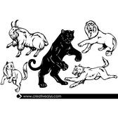 ANIMALS PACK VECTOR.eps