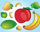 Compilation of Fruits