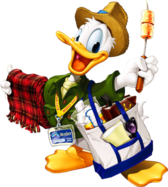 Donald duck PSD