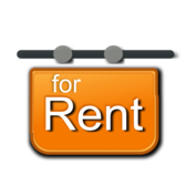 for rent signage
