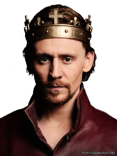 Tom Hiddleston PSD