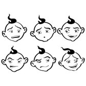 CARTOON FACES.eps
