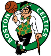 Boston Celtics Logo PSD