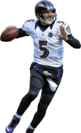 Joe Flacco PSD