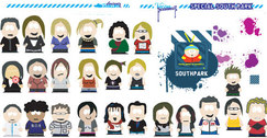 Splats and south park free