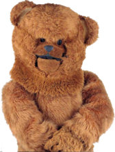 Bungle (Rainbow) PSD