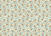 Abstract Swirl Pattern Background