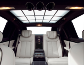 Maybach Interior PSD