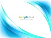Blue Color Abstract Background