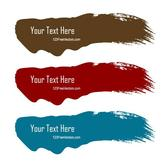 BRUSH STROKE DESIGN VECTOR.eps