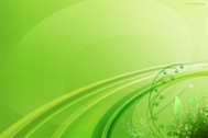 Eco Nature Green Abstract