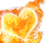 Flames of Love PSD