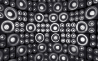 Audio Speakers PSD